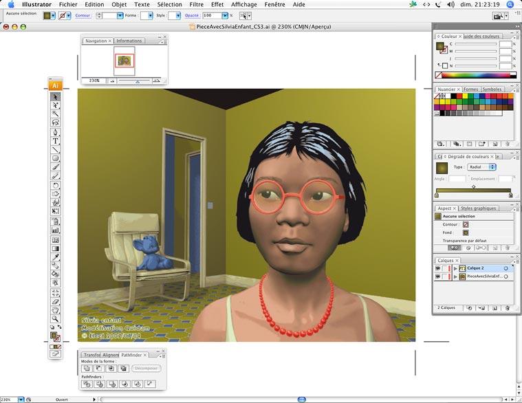 Illustrator Cs3 0 Et La Creative Suite 3 0